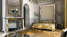Luxury Interior Design by Jean-Philippe Nuel