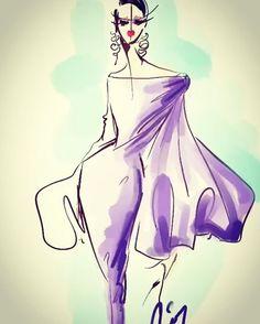 STUDIO LRCR - By #lrcrstudio #fashionillustration #dessindemode...