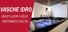 Beauty Luxury's Massage Bathtub. A new concept of hydromassage!