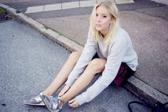 NEW BALANCE OUTFIT - TREND ALLERT SPRING SUMMER 2014