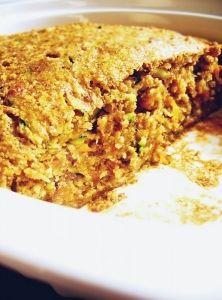 Vláčny cukinovo-mrkvový koláč Grains, Paleo, Rice, Food, Eten, Beach Wrap, Seeds, Meals, Korn