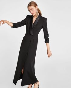 The Oscars are a night for glamour and formal dressing, but you might have missed this chic Zara appearance.