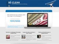 Création site internet nettoyage