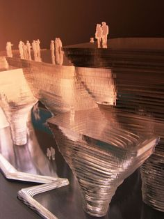 Gallery - Competition Entry: Iran Pavilion (Expo Milan 2015) / New Wave Architecture - 10