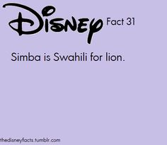 Yay for knowing a worship song in the same language Simbas name is in.