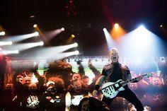Gelsenkirchen, Germany - Rock IM Revier - May 29, 2015