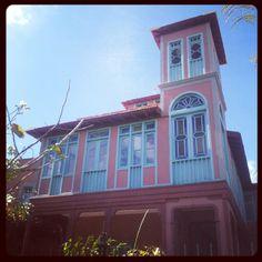 Casa Pisaca, Bº El Toscal, Santa Cruz de Tenerife