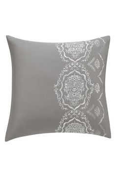 Free shipping and returns on KAS Designs 'Kamiri' Embroidered Euro Sham at Nordstrom.com. With its versatile neutral hue and delicate embroidery, this cotton pillow embodies understated elegance.