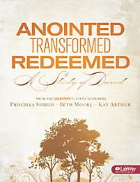 Anointed, Transformed, Redeemed - Bible Study Book. 	 Publication Date  2008-09-01 Publisher  LifeWay Christian Resources