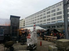 Ambiance @ Strijp-S. Dutch Design Week Eindhoven.