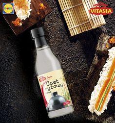 Ocet ryżowy #lidl #ocet #vitasia #azja