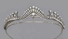 Deco tiara.
