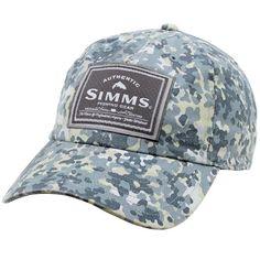 Simms Single Haul Cap : Fishwest