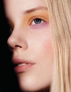 TUSH ISSUE 40 // BEAUTY CULTURE // ILLUMINATI// foto & production: Armin Morbach, hair: Nadine Baur, make-up: Loni Baur, model: Amalie Schmidt/ Le Management // #photography #mua #makeupart #beauty #fashion #tushmagazine