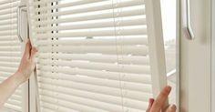 EasyClick raamdecoratie - zonwering, makkelijk gemonteerd zonder ook maar één gat te boren. Keuze uit zeer veel kleuren, designs en systemen.