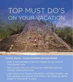 Must Do on a Costa Maya #vacation - #travel