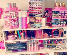 Beauty collections.