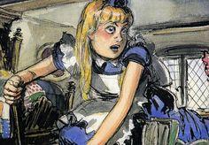 Alice in Wonderland - David Hall