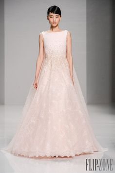 Georges Hobeika Spring-summer 2015 - Couture