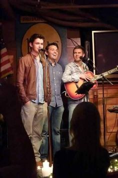 Damian, Ryan and Neil
