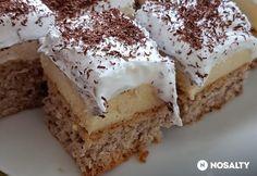 Fagyi szelet Gyurmo konyhájából Tiramisu, Treats, Ethnic Recipes, Sweet, Food, Sweet Like Candy, Candy, Goodies, Tiramisu Cake