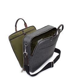 Tech Oxford Laptop Briefcase - JackSpade
