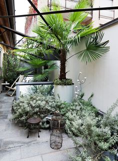 Une maison blanche à Milan - PLANETE DECO a homes world