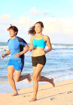 5 motivos para você adotar a praia como pista de corrida