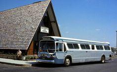 Bridgeton Transit, Suburban  GMC  Fishbowl
