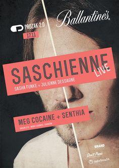 Saschienne party