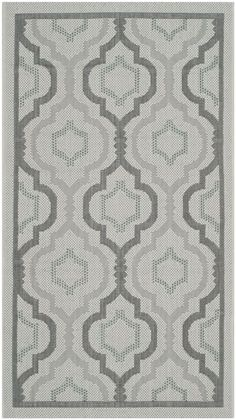 Driffield Light Gray Area Rug