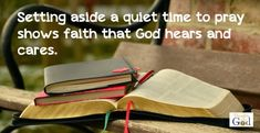 Faith Walk | A Devotional by Suzanne Benner