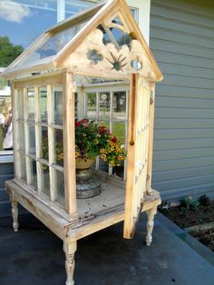 Lucy's Garden Greenhouse ….By Ricky