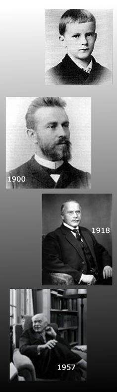 The second image is of Eugene Bleuler - some wag doesn't know his Jung
