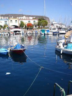 Spain, Canarias, Gran Canaria, Puerto de Mogan Santa Lucia, Grand Canaria, Balearic Islands, Canario, Canary Islands, Hotels, Holiday Destinations, Beach Resorts, La Gomera