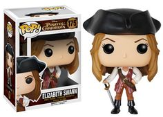 Funko releasing Elizabeth Swann from Disney's Pirates of the Carribean