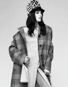 Vogue Japan September 2017 Vittoria Ceretti photographed by Luigi & Iango | fashion editorial fashion photography