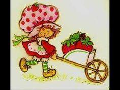 la niña fresa