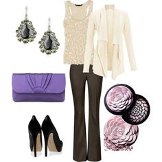 Dinner Date, created by nessapolyvore.polyvore.com