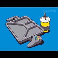 Food tray controller