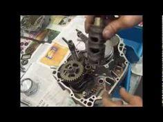 Motor Twister montagem passo a passo (Cássio mecânico) - YouTube