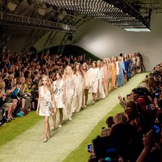 Topshop Showspace SS14 by Pernilla Ohrstedt Studio