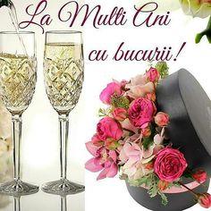 Flute, Champagne, Happy Birthday, Tableware, Birthday, Happy Brithday, Dinnerware, Urari La Multi Ani, Tablewares