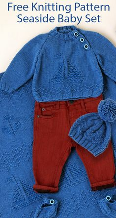 Baby Knitting Patterns Free Newborn, Baby Cardigan Knitting Pattern Free, Knitting Patterns Boys, Baby Sweater Patterns, Free Knitting, Finger Knitting, Scarf Patterns, Knitting Machine, Baby Outfits