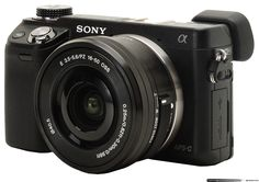 Sony NEX-6 Hands-on Preview: Digital Photography Review. Pocket camera for my purse :)