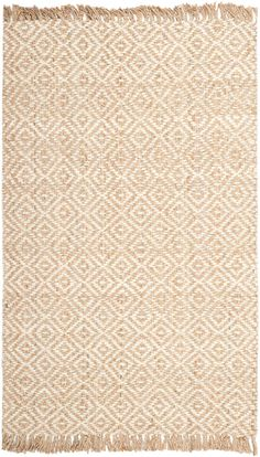 6x9' Natural Fiber NF450 Rug from RUGS USA for purple guest room