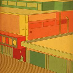 Sunshine Flows Art Print by Eric Petersen | Society6