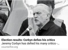 """""""A few months ago when political commentators looked ahead to 2016 there was a widespread prediction that Labour would suffer substantial losses in the council elections. Would it be 200 seats lost? Perhaps a little less perhaps even more?  After all these elections would be for seats previously contested in 2012 a mid-term peak for Ed Miliband and it was assumed that Corbyn must be electorally unpopular. Yet Corbyn and Labour have defied the critics. The journalists and pundits have been…"""