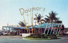 c. 1954Doumar's Drive-In Restaurant | Fort Lauderdale, Florida