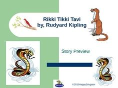 rikki tikki tavi response to literature essay I need a thesis statement for the story, rikki tikki tavi by rudyard kipling  reflects human nature literary essay format for theme: paragraph 1 : thematic .